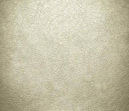 rawhide: Cornsilk leather texture background Stock Photo