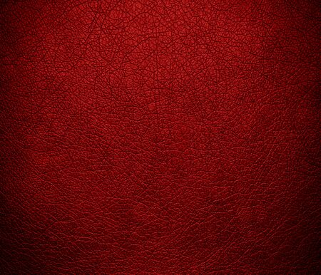 red leather texture: Crimson red leather texture background