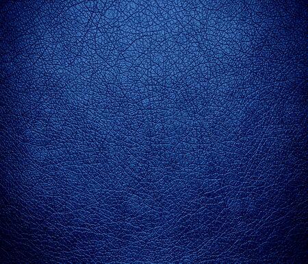 cobalt: Cyan cobalt blue leather texture background