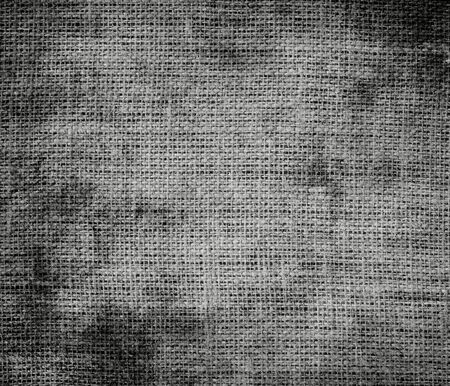 battleship: Grunge background of battleship grey burlap texture Stock Photo