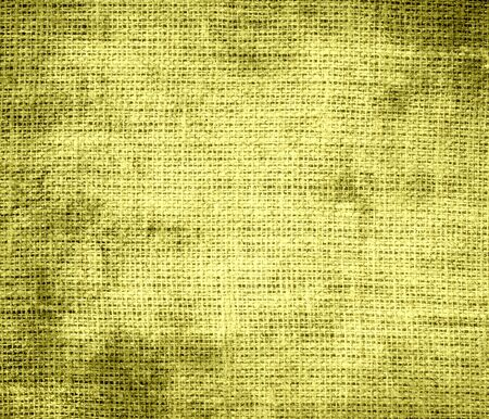 citrine: Grunge background of citrine burlap texture