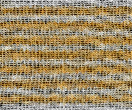 Abstract art burlap texture background