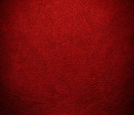 red leather texture: Dark candy apple red leather texture background Stock Photo