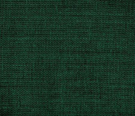 dark green: Dark green burlap texture background Stock Photo