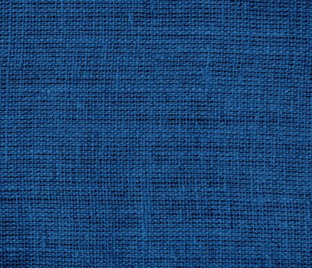 cerulean: Dark cerulean burlap texture background