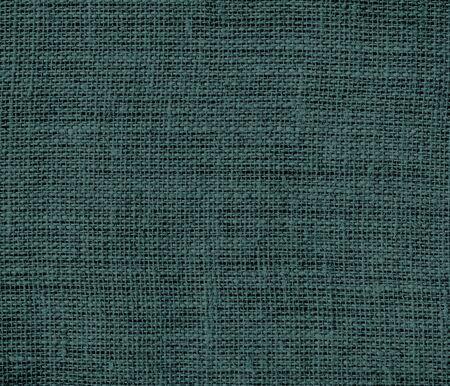 dark slate gray: Dark slate gray burlap texture background Stock Photo