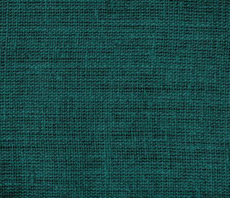 jungle green: Deep jungle green burlap texture background