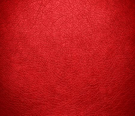 rough: Deep carmine pink leather texture background Stock Photo
