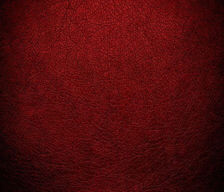 maroon leather: Deep maroon leather texture background