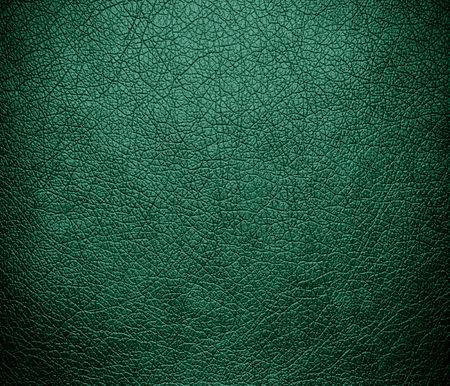 bolster: Deep aquamarine leather texture background