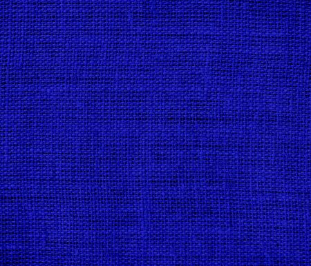 duke: Duke blue burlap texture background Stock Photo