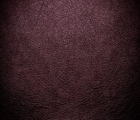 red leather texture: Deep Tuscan red leather texture background Stock Photo