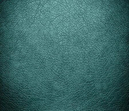 desaturated: Desaturated cyan leather texture background