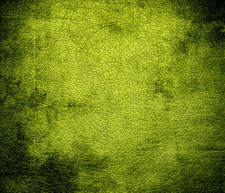 acido: Grunge fondo de ácido textura de cuero verde
