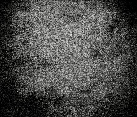 battleship: Grunge background of battleship grey leather texture Stock Photo
