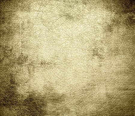 mania: Grunge background of banana mania leather texture