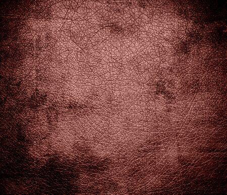 penny: Grunge background of copper penny leather texture Stock Photo