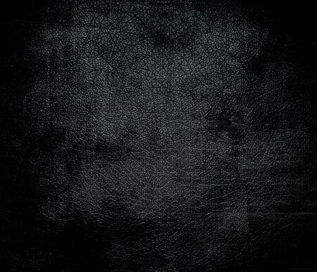 gunmetal: Grunge background of dark gunmetal leather texture