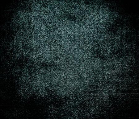 dark slate gray: Grunge background of dark slate gray leather texture