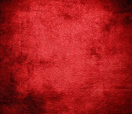 bolster: Grunge background of deep carmine pink leather texture