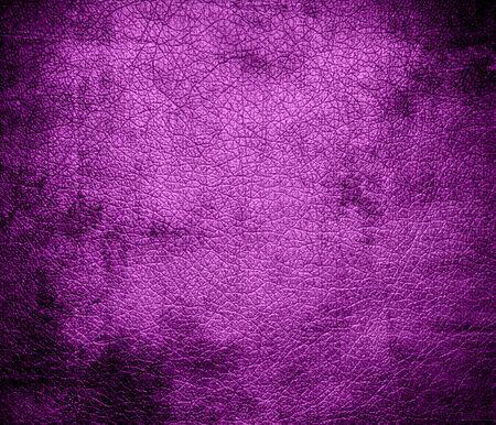 fuchsia: Grunge background of deep fuchsia leather texture