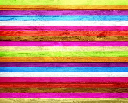 colorful stripes: Colorful stripes pattern wood texture background