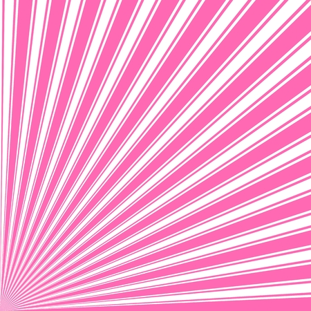 hot pink: Hot pink Color Stripe Funky Sun Rays Backgound