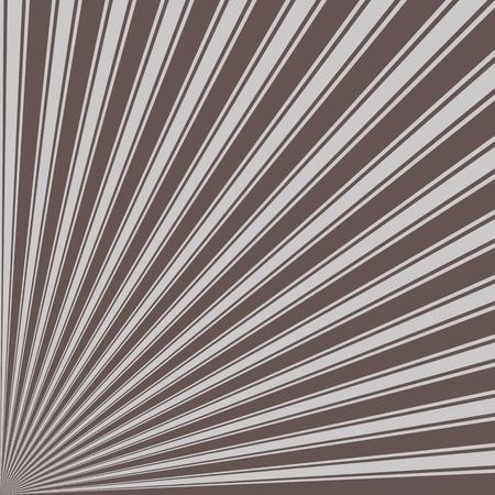 wengue: Wenge color raya Funky Sun Rays Backgound Foto de archivo