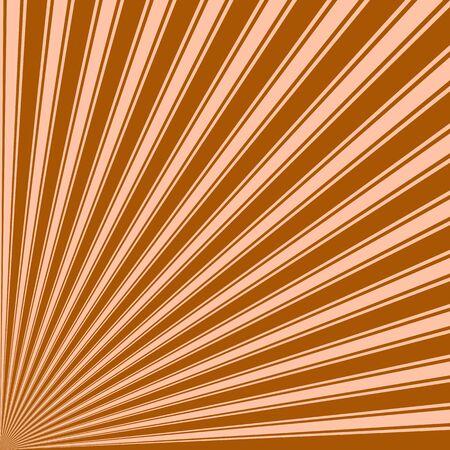 windsor: Windsor Tan Color Stripe Funky Sun Rays Backgound