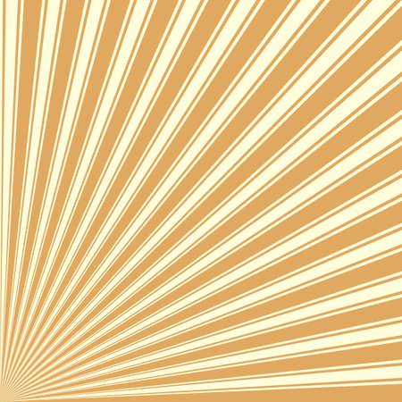 yellow earth: Earth Yellow Color Stripe Funky Sun Rays Backgound Stock Photo