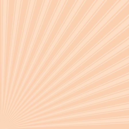 apricot: Apricot Color Stripe Funky Sun Rays Backgound