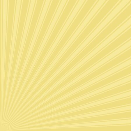 buff: Buff Color Stripe Funky Sun Rays Backgound Stock Photo