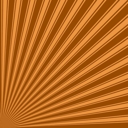 brown stripe: Brown traditional Color Stripe Funky Sun Rays Backgound