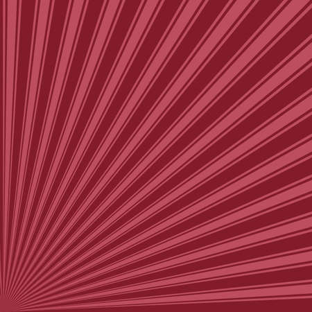 ruby: Antique ruby Color Stripe Funky Sun Rays Backgound