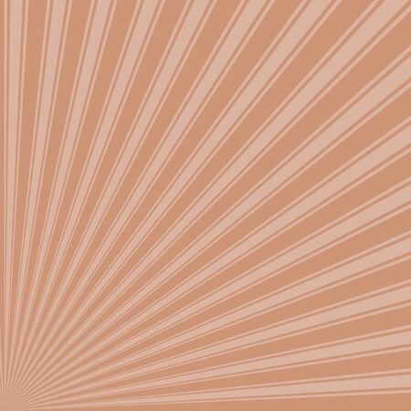 star pattern: Antique brass Color Stripe Funky Sun Rays Backgound