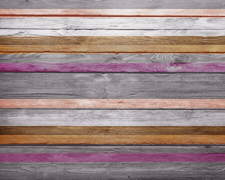 colores calidos: Vintage Warm Colors Paint Stripes Wood Background