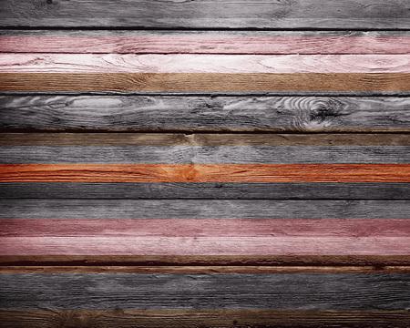 colores calidos: Vintage Colores cálidos Pintura Antecedentes rayas de madera