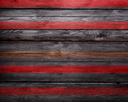 colors paint: Vintage Warm Colors Paint Stripes Wood Background