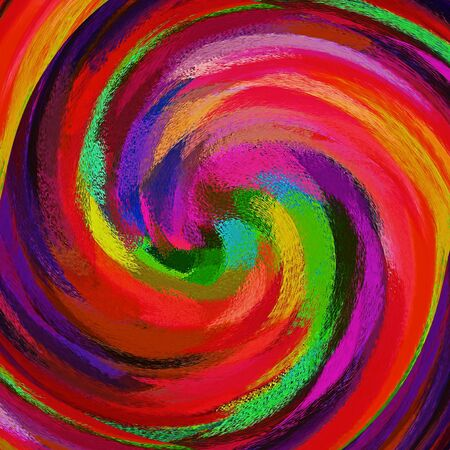 slop: Abstract art swirl colorful paint background
