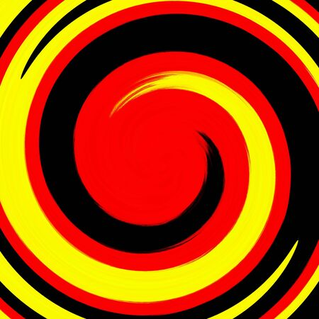 slop: Abstract swirl background