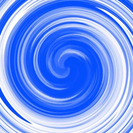 blue stripes: Abstract swirl background
