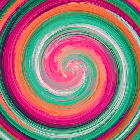 swirl: Abstract colored swirl background