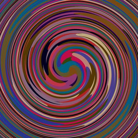 slop: Colorful swirl abstract background