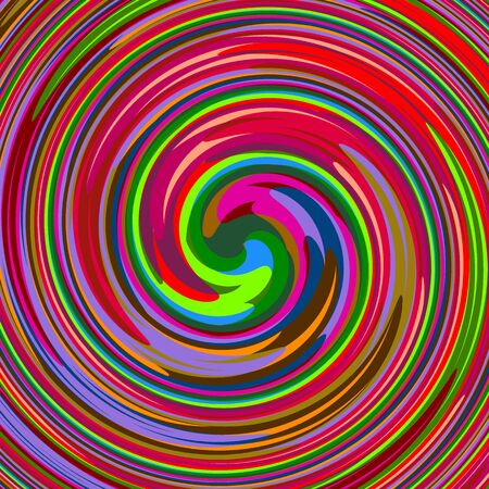 swirl: Colorful swirl abstract background