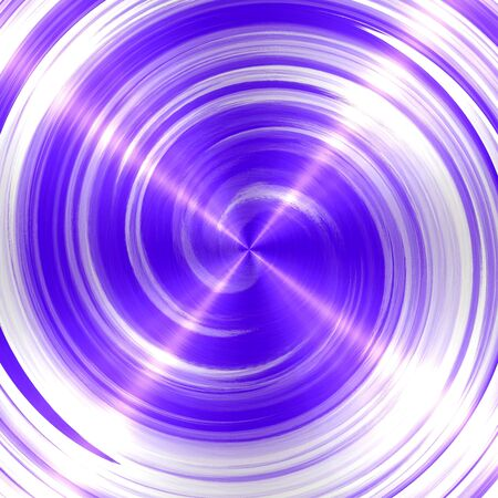 slop: Abstract Purple Spiral Stainless Steel Background