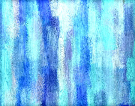 painted wood: Blue painted wood wall texture background