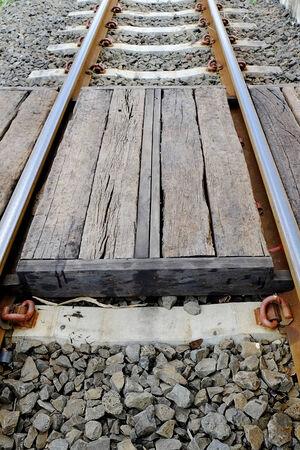 railway in Thailand photo