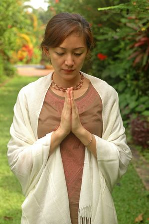 veda: Chinese Krishna Devotee