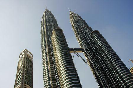 petronas: Petronas Twin Towers Editorial