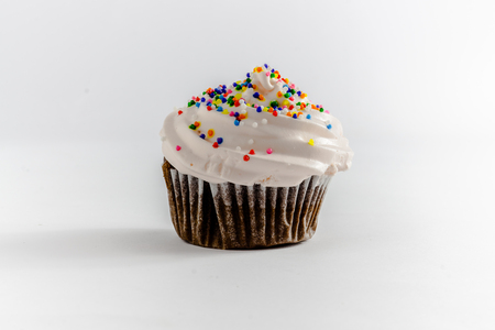 colorful cupcake Stock Photo